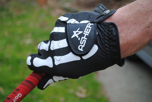 Asher Golf Glove
