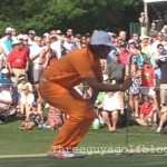 Rickie Fowler Takes Wells Fargo Championship
