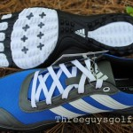 Adidas Puremotion and Crossflex Golf Shoes