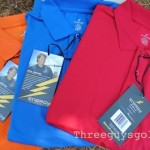 Energy Athletic Golf Shirt
