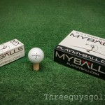 MyBalls Golf Ball