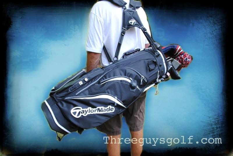 Taylormade 3.0 Purelite Stand Bag
