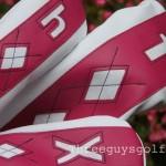 Cru Golf Headcovers