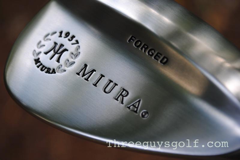 Miura C grind 1957 wedge