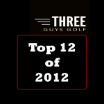 Top 12 Golf Products of 2012