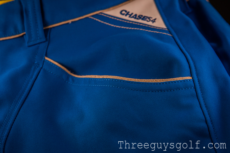 CHASE54 Blue Pants