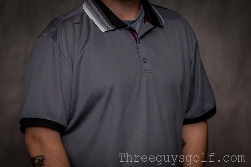 Chase54 Charcoal Polo