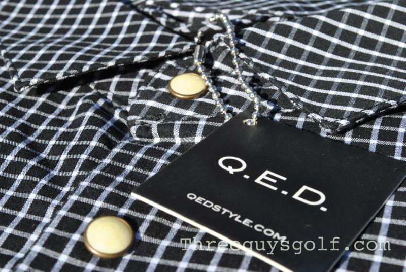 QED Roy Woven Shirt