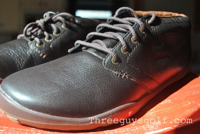 True Linkswear Chukka shoe
