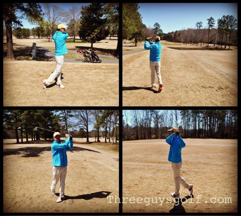 Cross Golf Pro Jacket and Vitas Pants