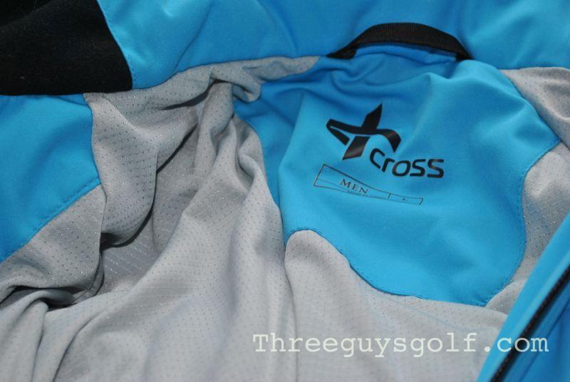 Cross Golf Pro Jacket