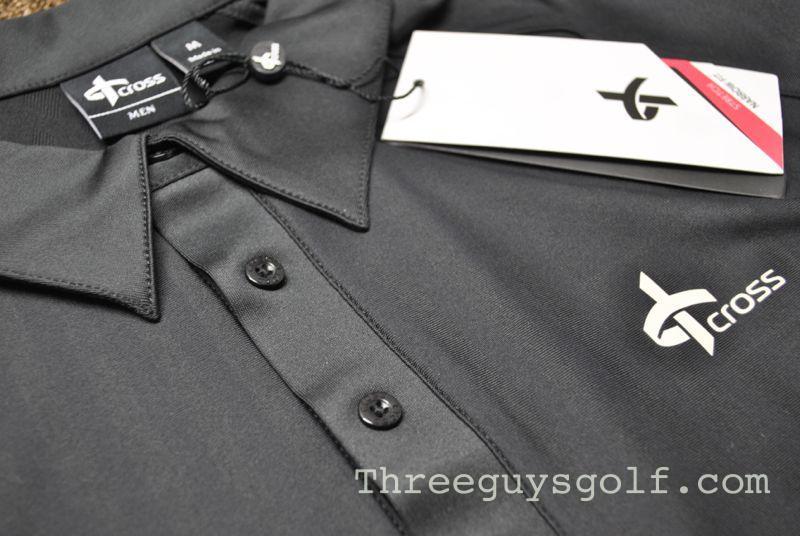 Cross Golf Golf Yannick Polo