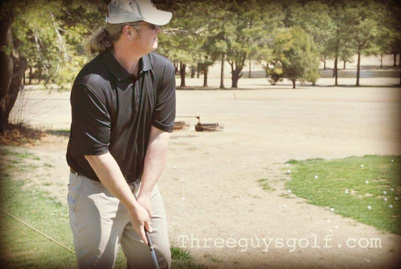 AUR Golf Shirt and Pants