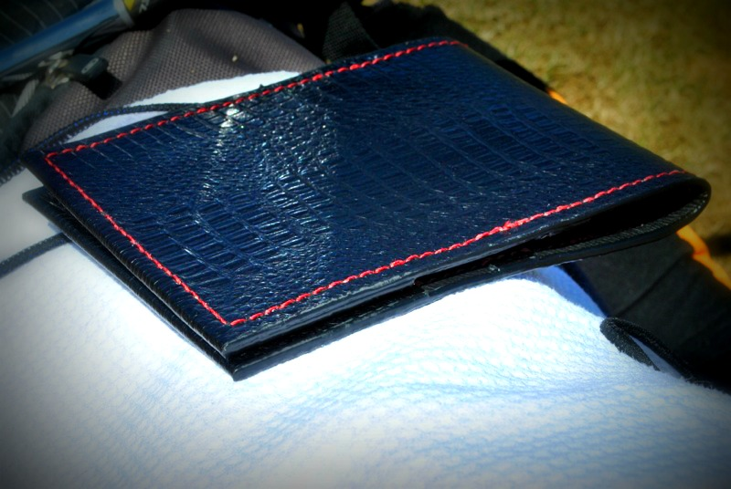 Applachian Leather Yardage Book
