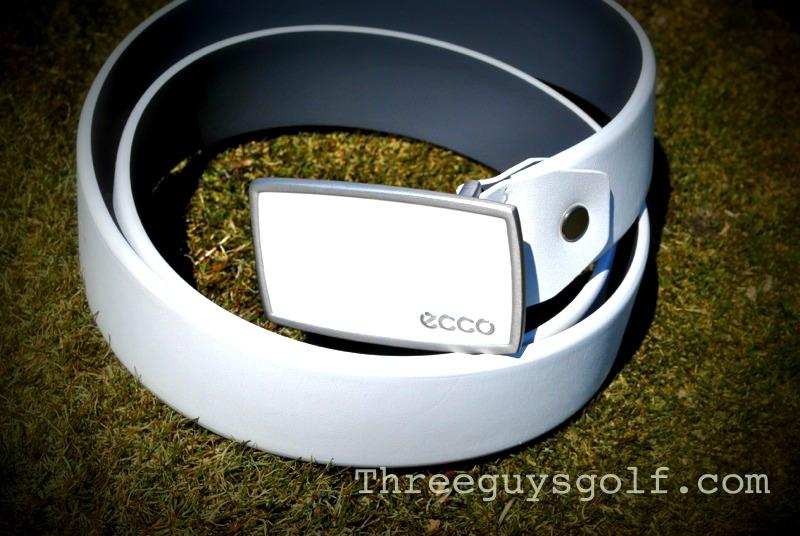 Ecco White Belt
