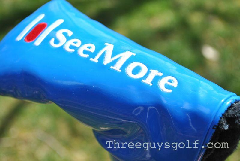 Seemore Si3w Putter Cover
