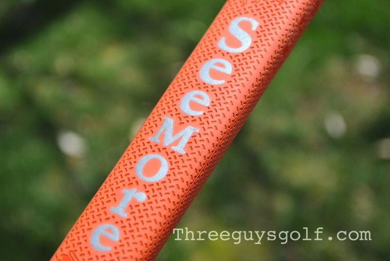 Seemore Si3w Putter Grip