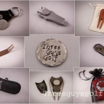 Unique Divot Repair Tools and Ball Markers