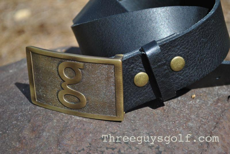 G Belt and strap