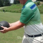 Use a Medicine Ball to Improve your Golf Swing