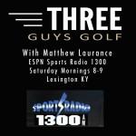 Three Guys Golf on ESPN Radio