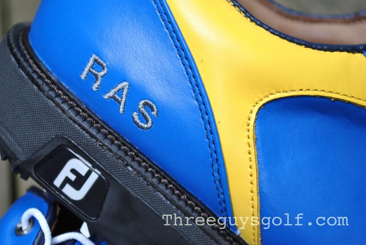 Footjoy Custom Icons