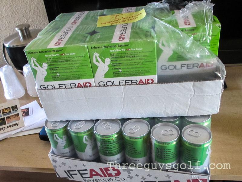 Golfer-Aid