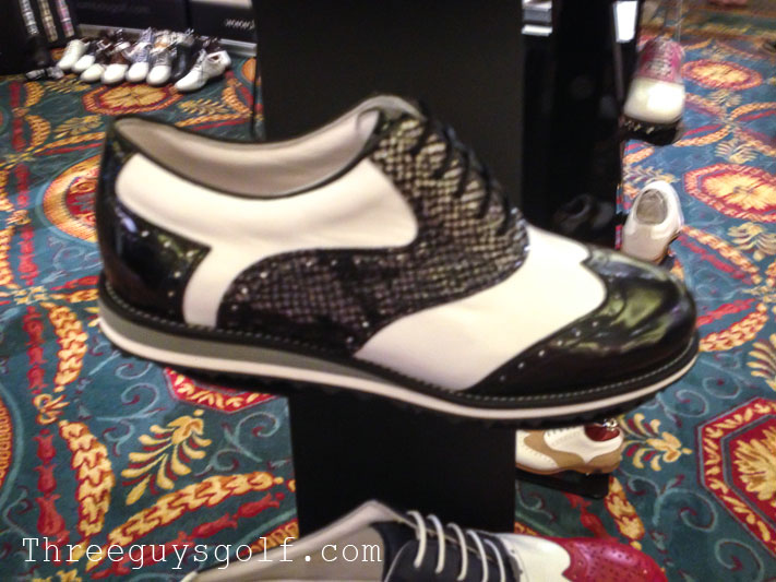 Lambda Golf Shoe