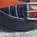 Piedmont Leather Exotic Belts