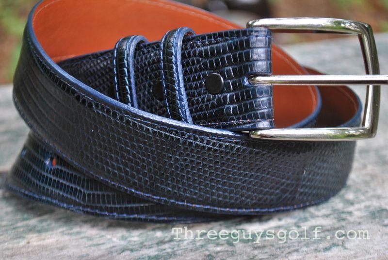 Piedmont Leather Belt