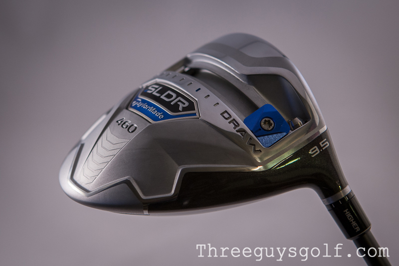 Taylormade Sldr Driver Review Three Guys Golf