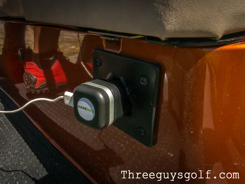 Gimme Charge Golf  Cart Phone Charger