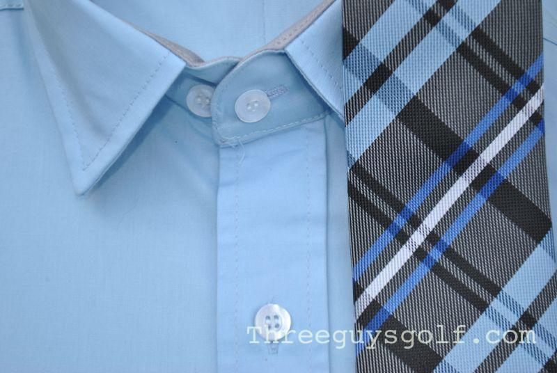 Vesti Ascendi Mulligan Shirt and Tie