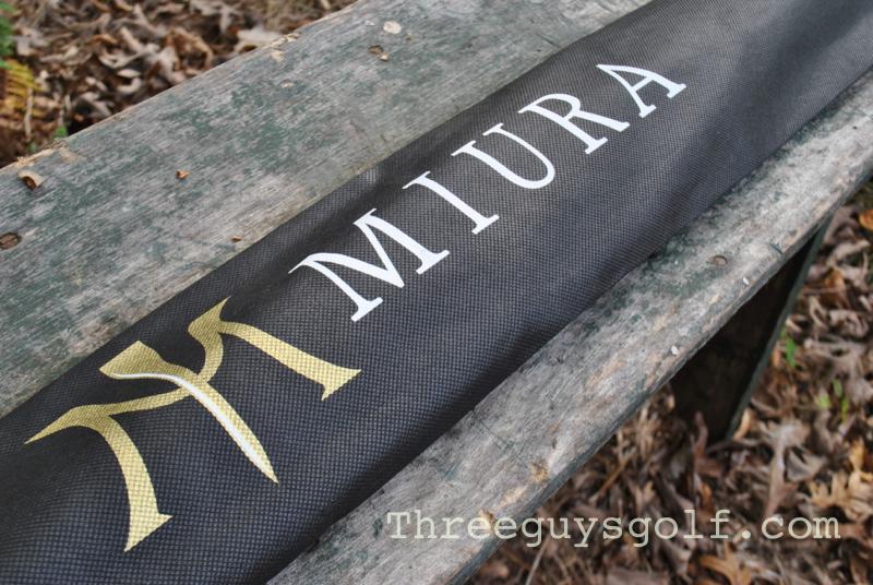 Miura Iron bag