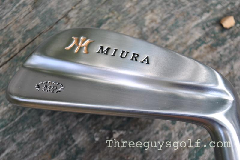 Miura MB001 Forged Blade