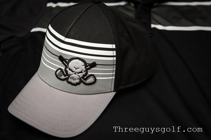 Tattoo Golf Clubhouse Hat
