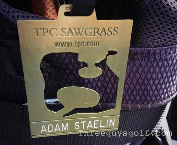 TPC Sawgrass Bag Tag