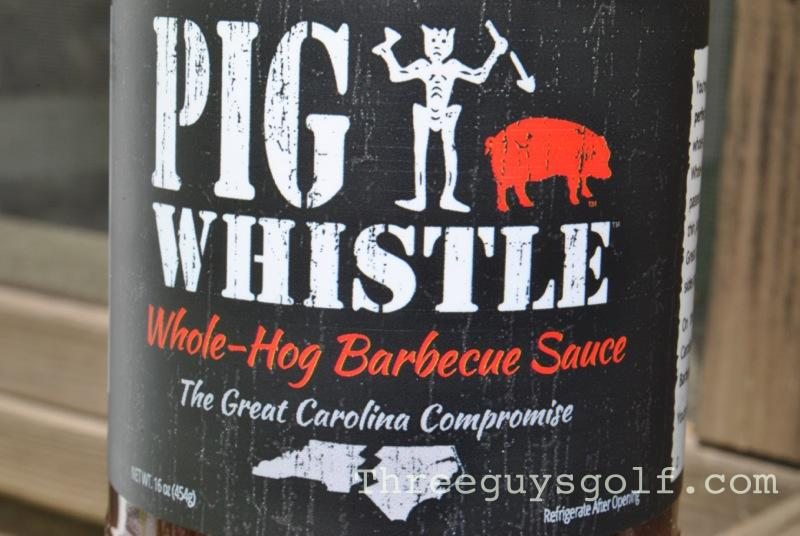 Pig Whistle BBQ Sauce