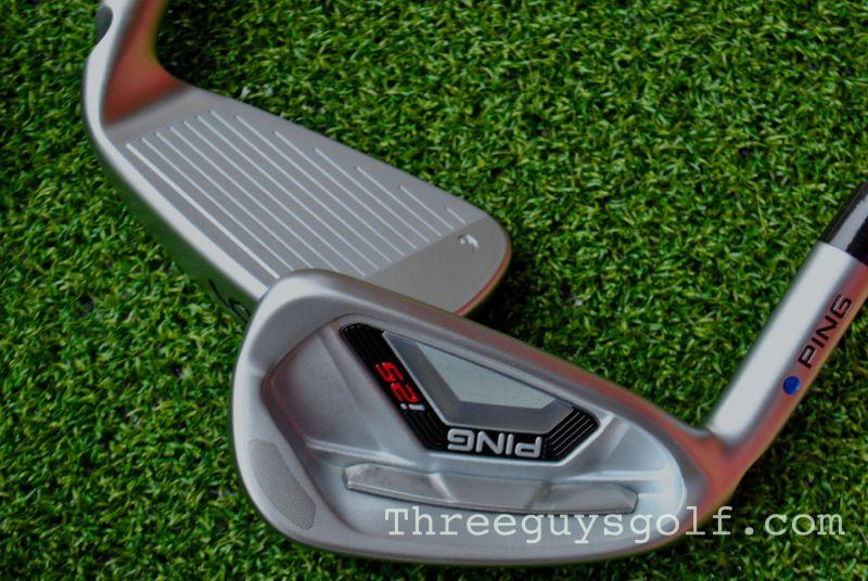 Ping i25 irons i