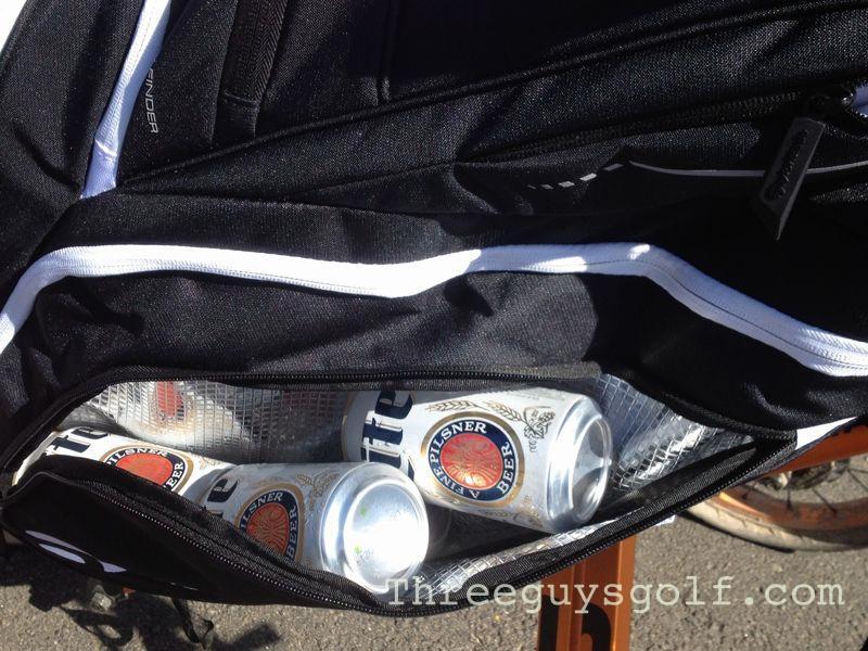 Taylormade Catalina Cart Bag Review Three Guys Golf