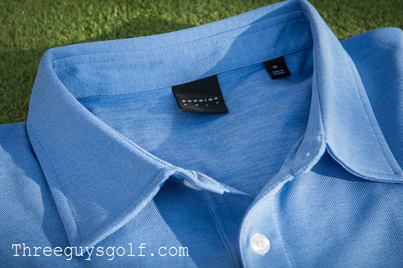 Dunning golf polo