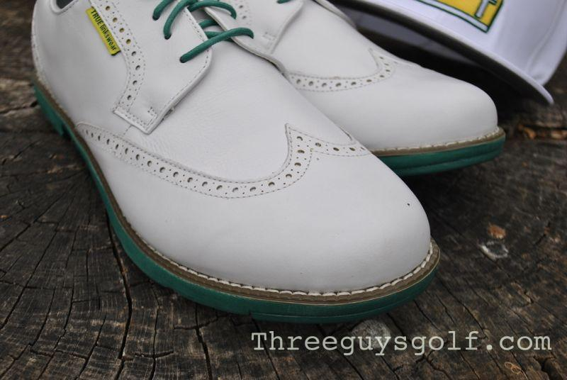 True Linkswear Masters Wingtip