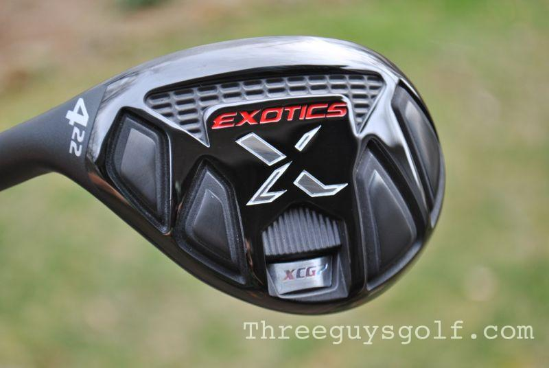 Tour Edge Exotics XCG7 Hybrid