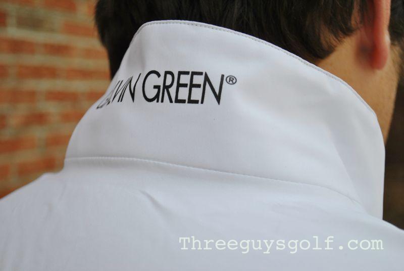 Galvin Green Rain Jacket