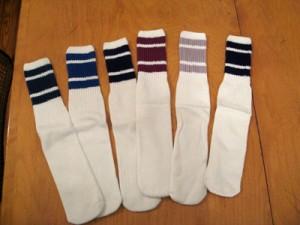 Tube-socks