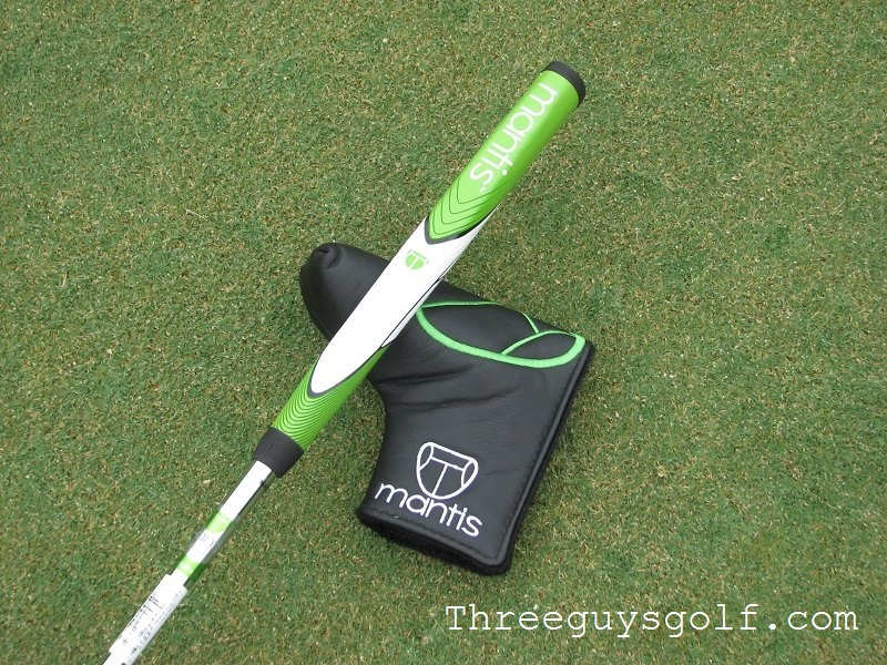 mantis putter 12