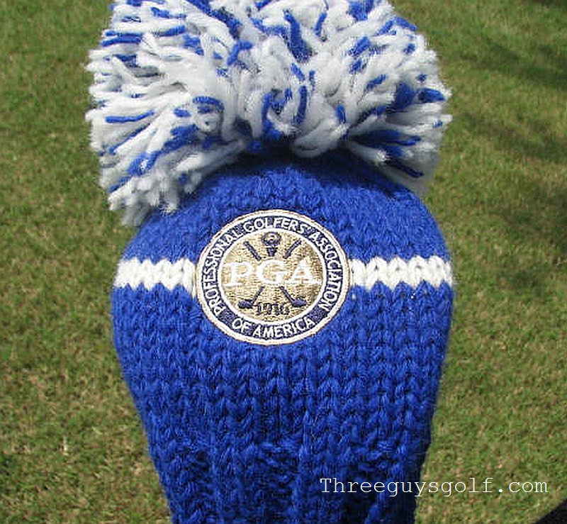 Sunfish wool headcovers