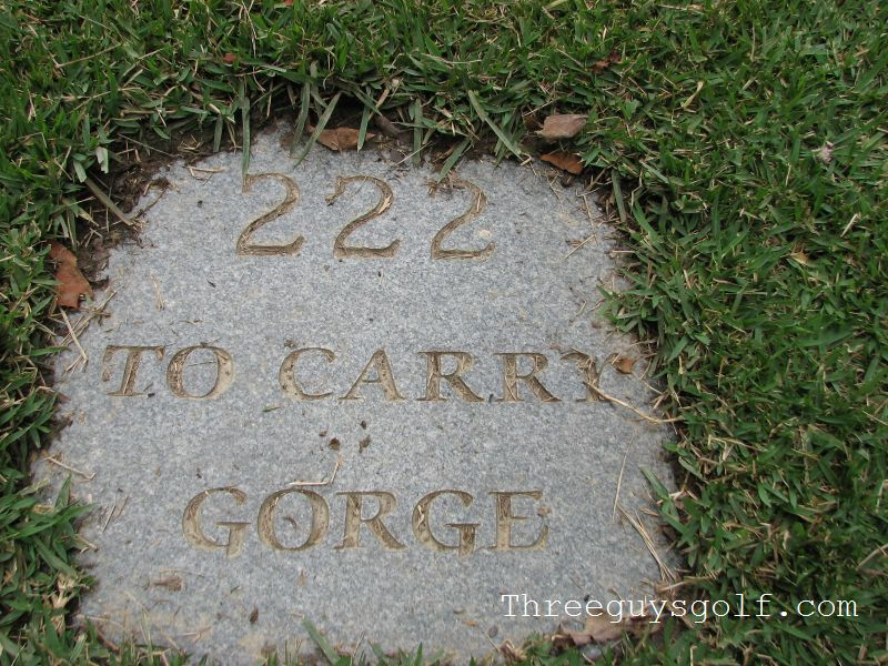 222 To Carry Gorge