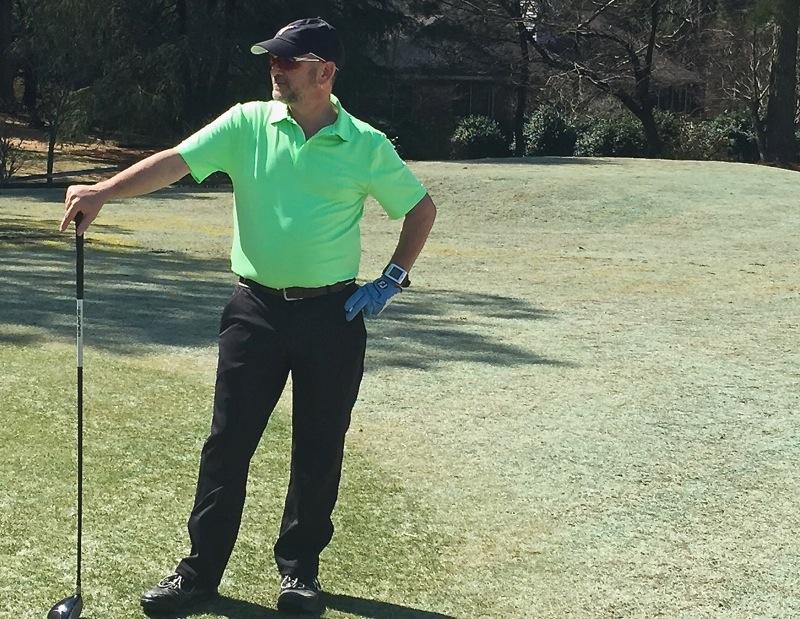 LACD golf apparel