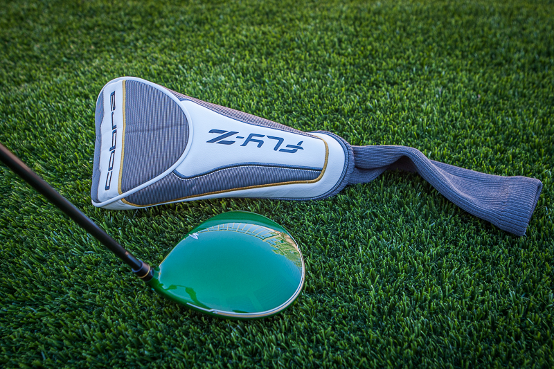 Cobra Fly Z Driver Review Three Guys Golf
